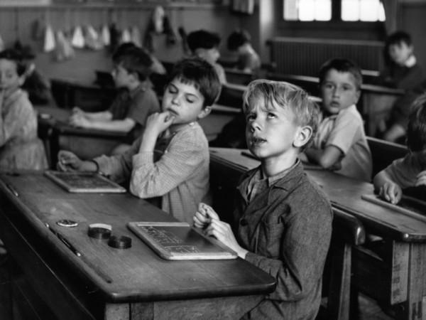 Robert Doisneau L information scolaire Paris 1956
